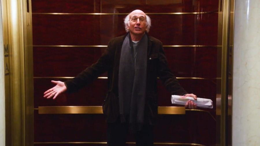 Larry David Criticized for Concentration Camp Joke on SNL