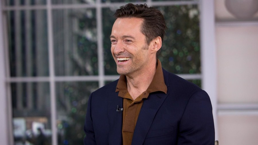 Hugh Jackman starring in first live TV ad for a film