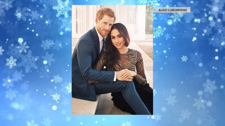 Looking Like Royalty: Prince Harry & Meghan Markle Release Their Official Engagement Photos