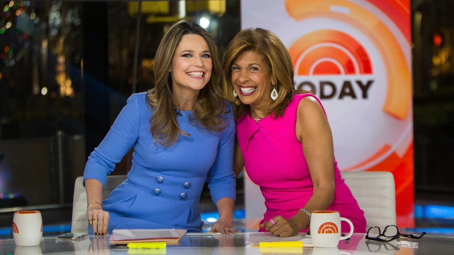 Hoda Kotb officially replaces Matt Lauer as Today show co-anchor