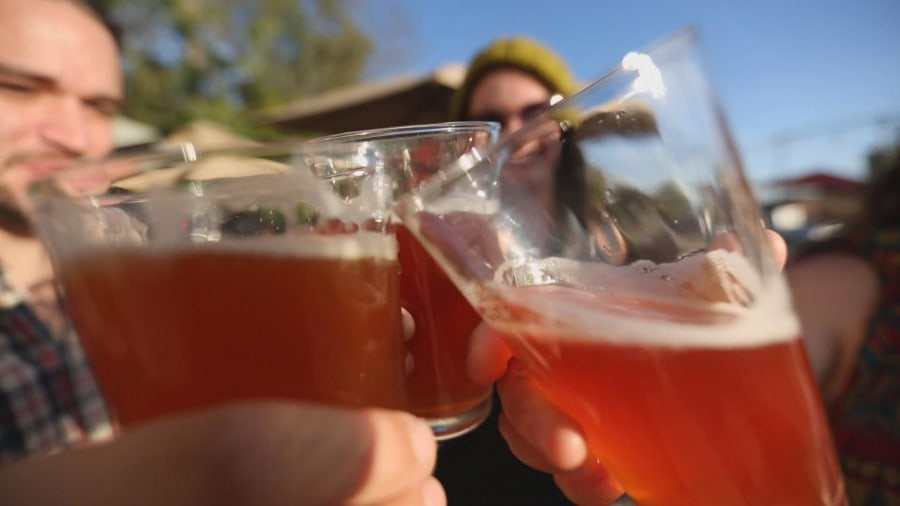 Battle brews between beer giants and craft breweries