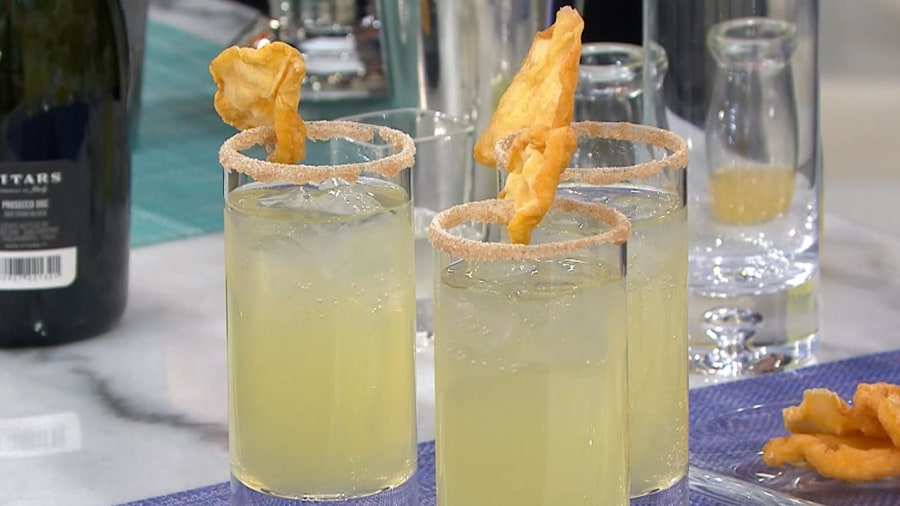 Dive into spring with these fresh cocktails!