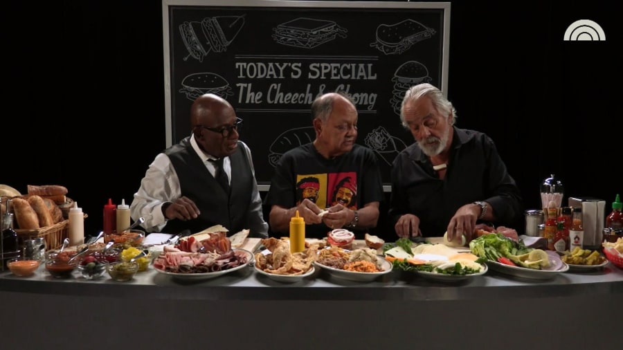 Al Roker's new YouTube show, 'COLD CUTS,' makes its debut!