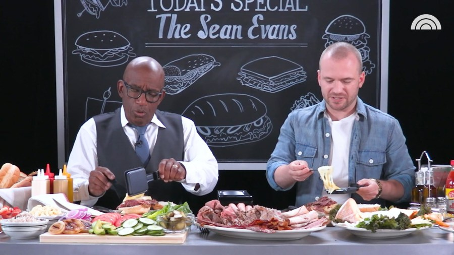 Food recipes cooking tips celebrity chef ideas food news cold cuts with al roker hot ones sean evans forumfinder Gallery