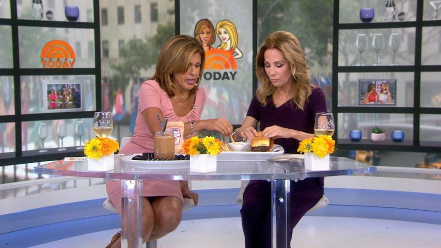 KLG and Hoda try Mayochup and share their midnight snacks