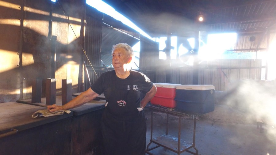 Meet Texas' 83-year-old BBQ pitmaster, Tootsie Tomanetz