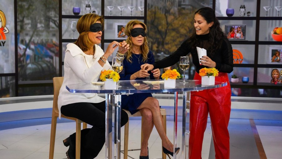 KLG and Hoda blind taste test fast-food french fries