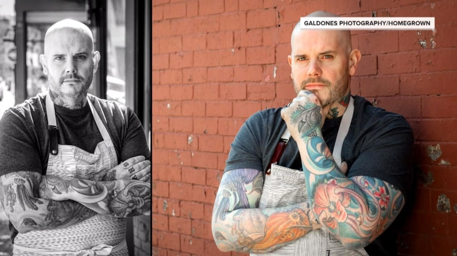 'Small, incremental steps': How 1 chef lost 200 pounds
