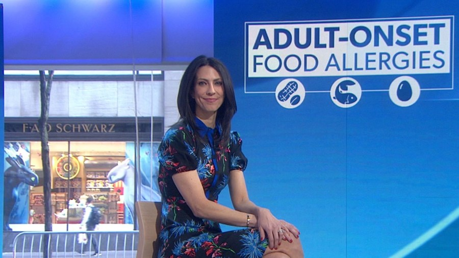 Food allergies in adults: What's behind the uptick?