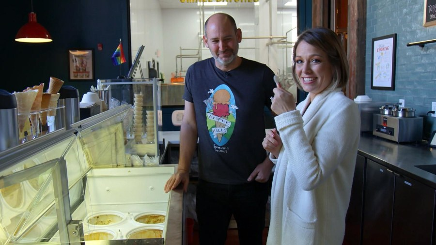 Get the scoop on Ample Hills' booming ice cream factory