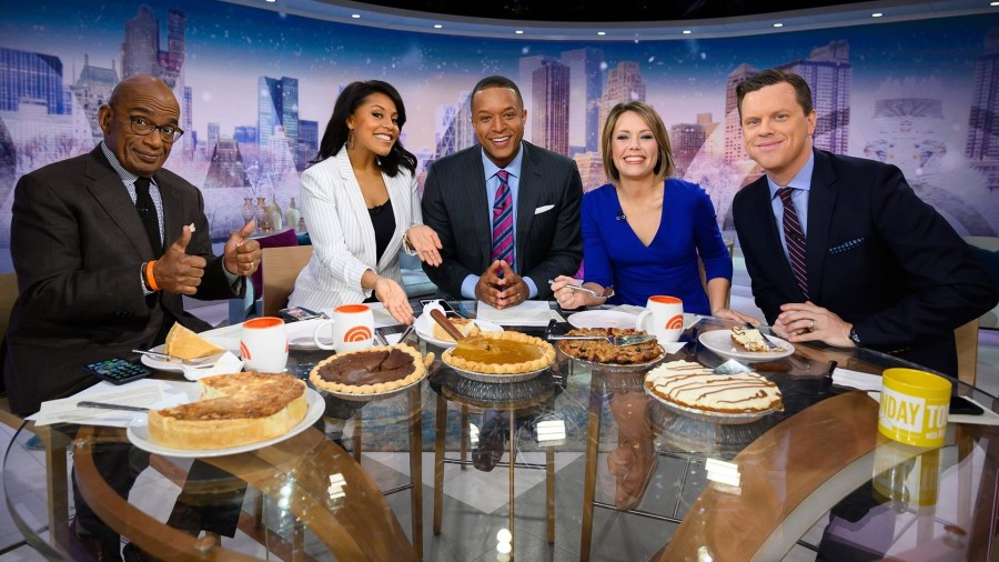 Happy Pi Day! Anchors celebrate with NYC's finest pies
