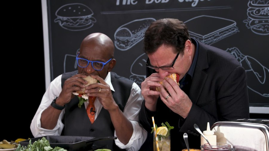 COLD CUTS with Al Roker: Bob Saget