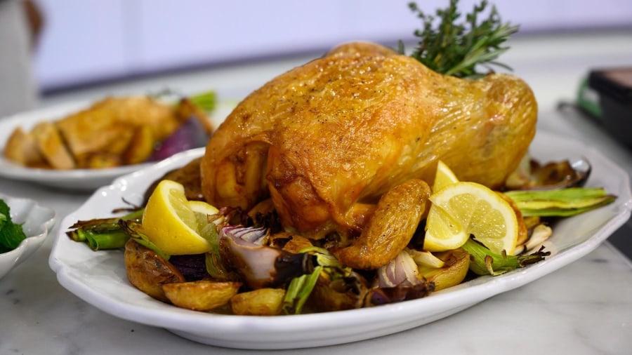 Spring chicken: 3 ways to spruce up the bird