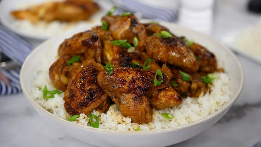 Meal-prep recipes: Make Billy Dec's 1-pot chicken adobo