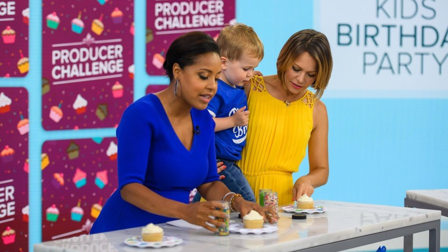 Throw the best kids' birthday party with tips from TODAY anchors