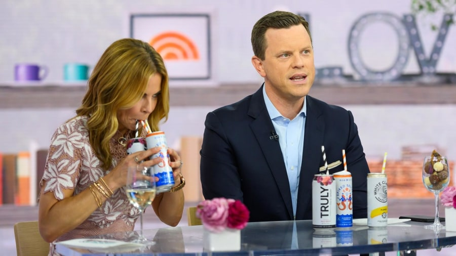 Is spiked seltzer the drink of the summer?