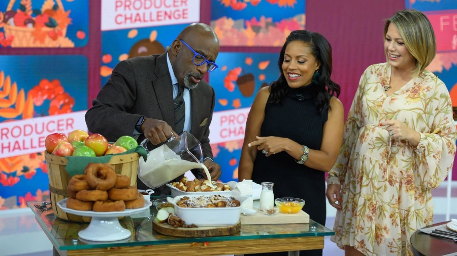 TODAY anchors share their favorite fall activities