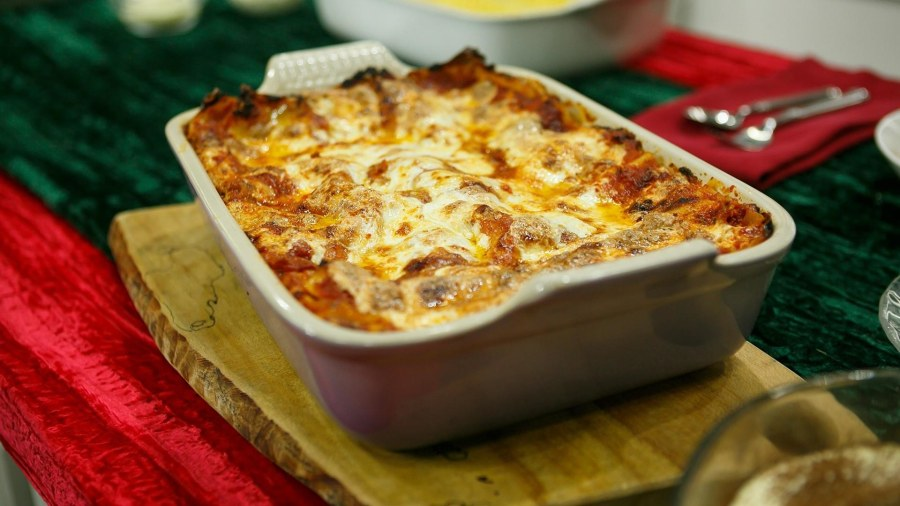 Make Alison Roman's perfect lasagna