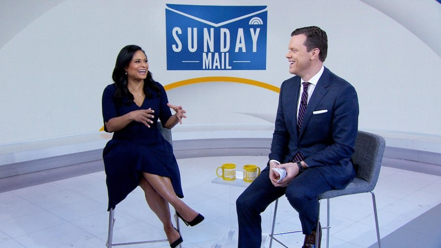 Do Willie Geist or Kristen Welker like fruitcake?