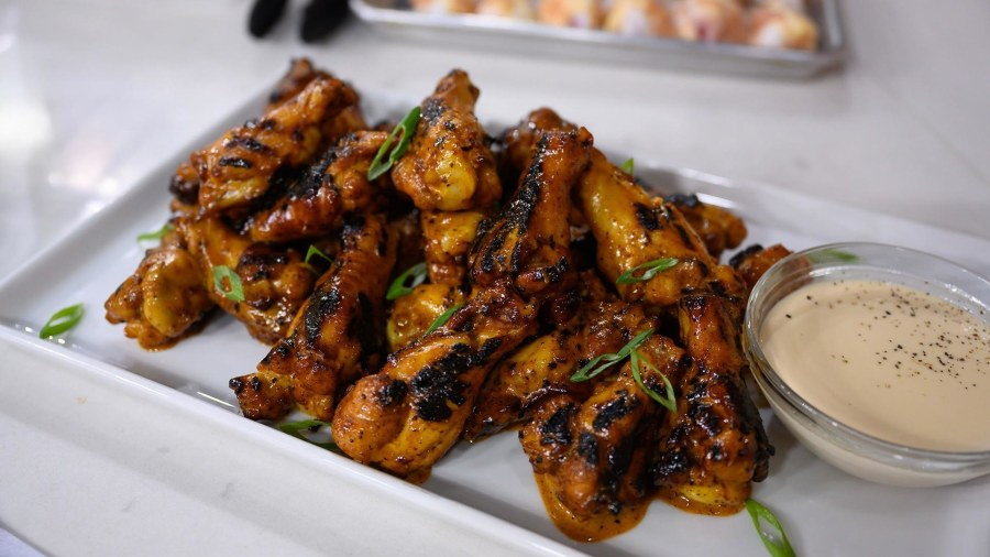 Super Bowl recipes: Make chicken wings and sausage balls