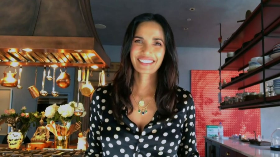 Padma Lakshmi talks about her new series 'Taste the Nation'