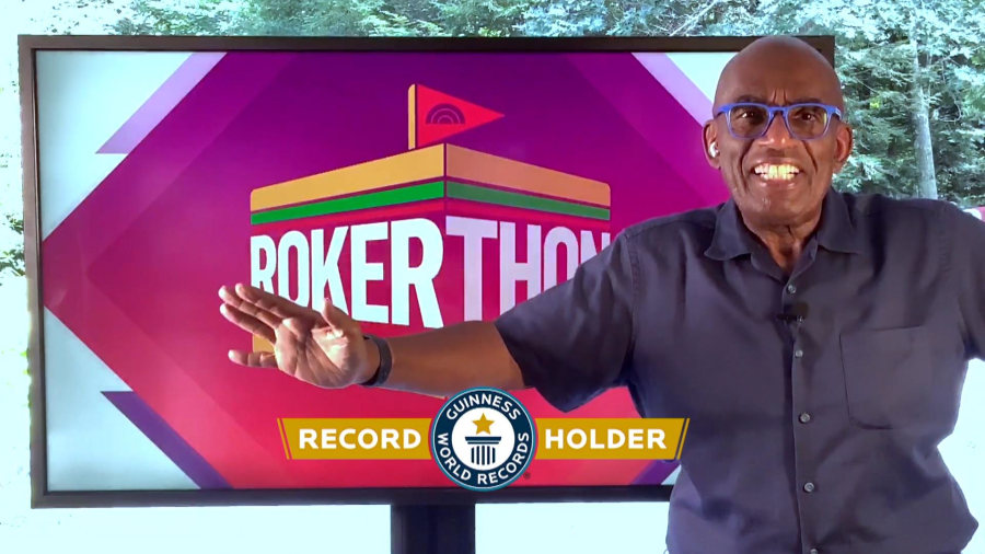 Al Roker and 69 chefs set a new Guinness World Records title