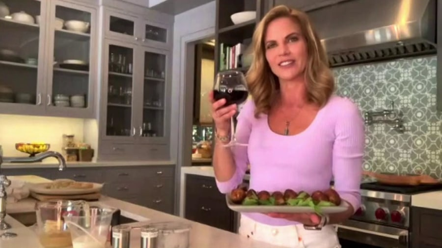 Natalie Morales makes chicken croquettes