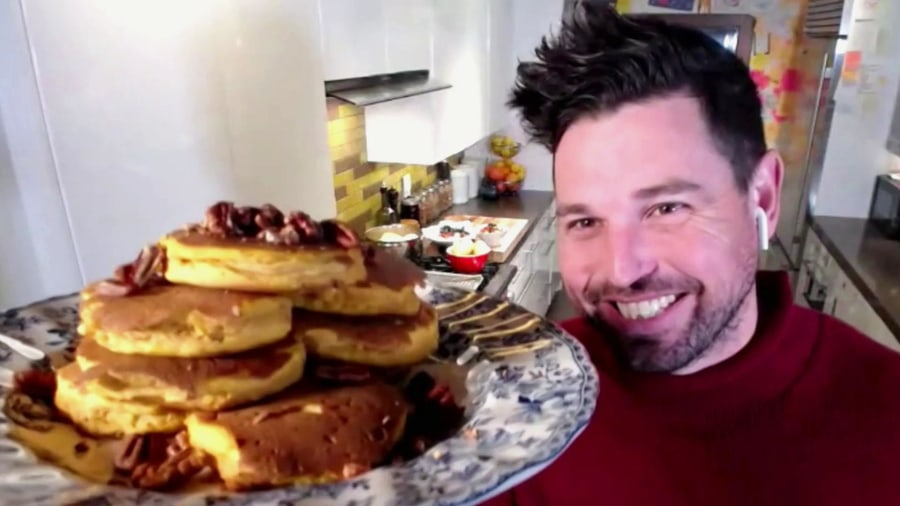 Ryan Scott uses canned pumpkin in mashed potatoes and pancakes
