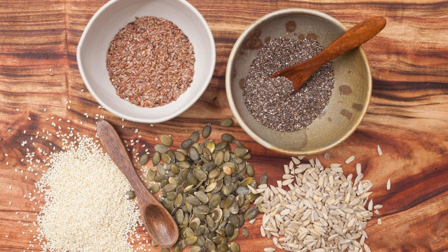 Recipes to help mix healthy seeds into your diet