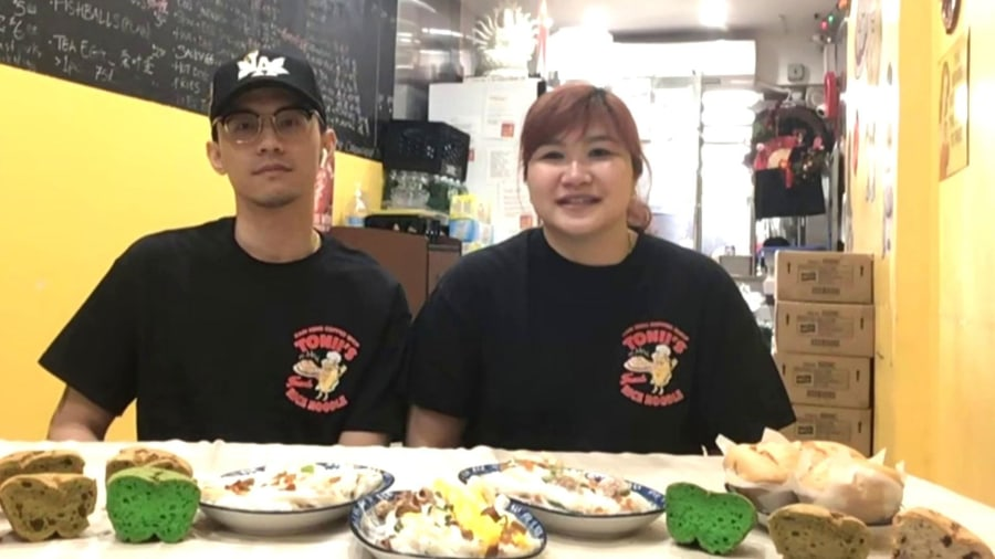 Chinatown restaurant owners struggle to stay open during the pandemic