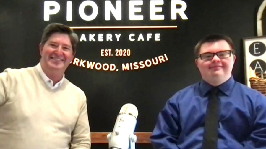 Pioneer Bakery and Café employs adults with special needs