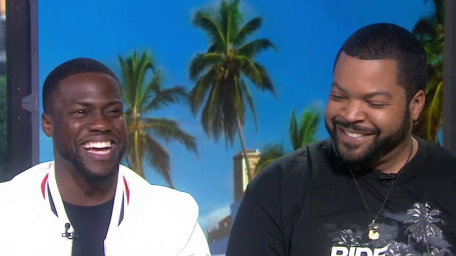 Kevin Hart And Ice Cube Share Hilarious Confessions On Love, Cheating, Al