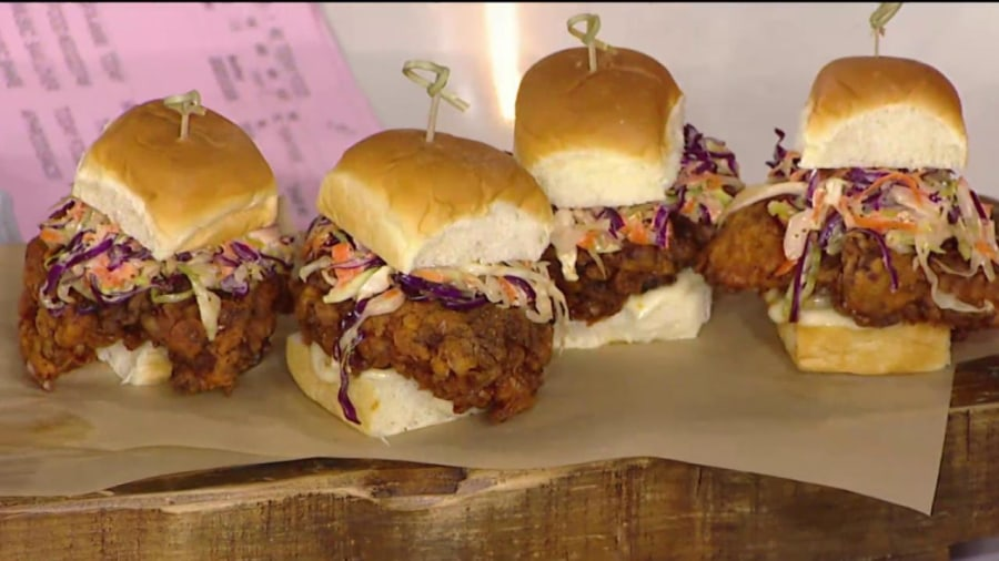 nashville style hot chicken to put you in the mood for love - Valentine Day Meals To Cook At Home