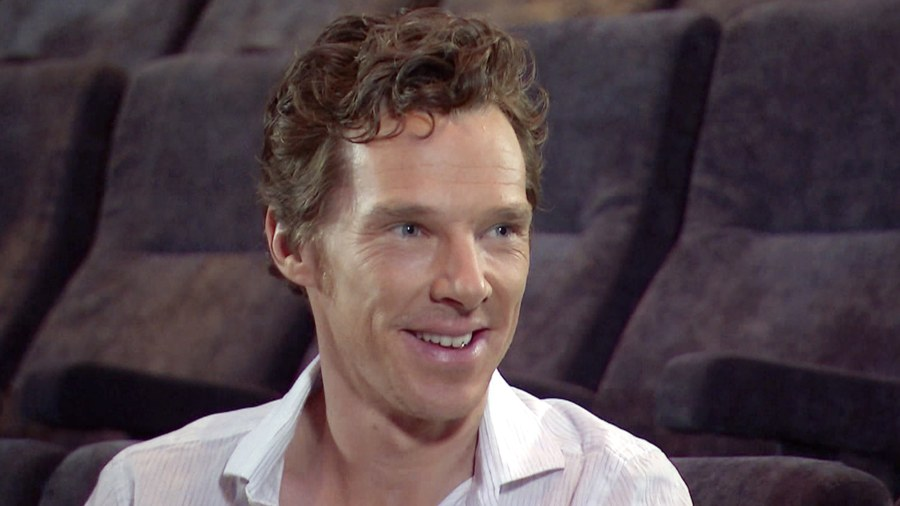 Benedict Cumberbatch p...