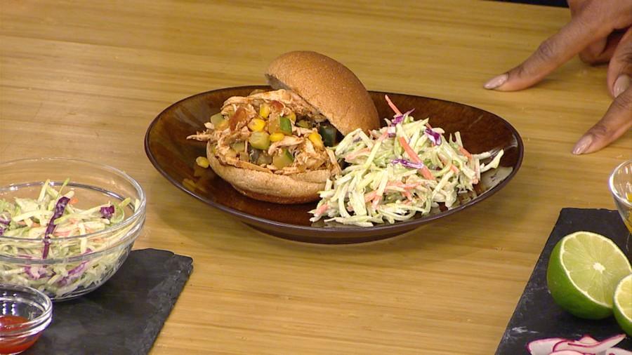 Get 5 meals out of crock pot chicken! Ellie Krieger shows how - TODAY.com