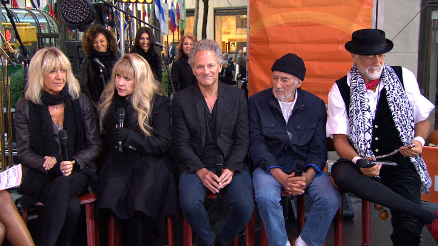 Fleetwood Mac Concert Tour Dates