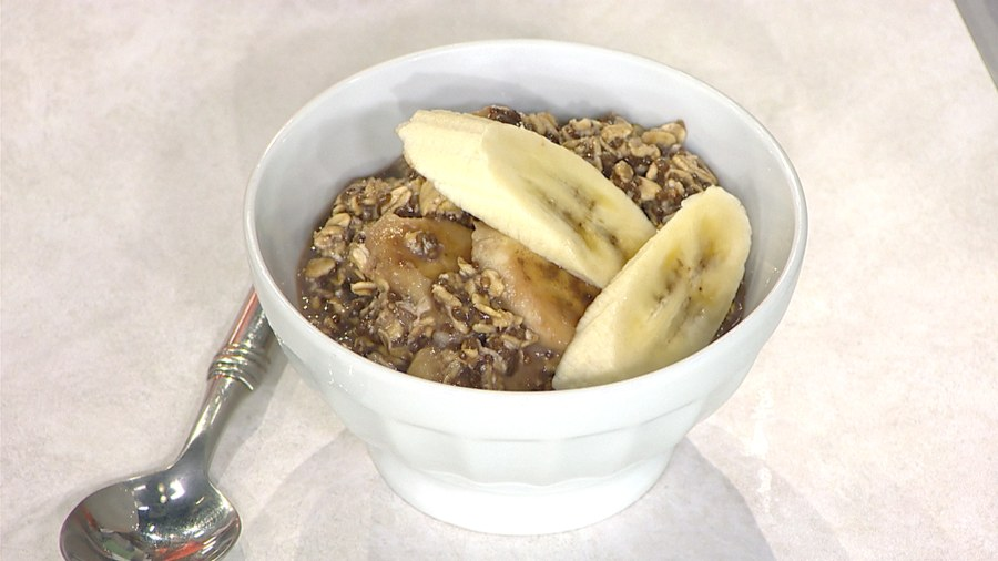 Add these to your morning routine! Joy Bauer's healthy breakfast ideas