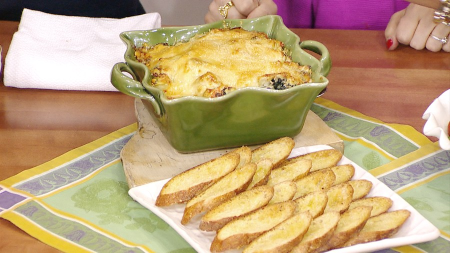 Easy spring apps: Fried pickles, artichoke dip, more - TODAY.com