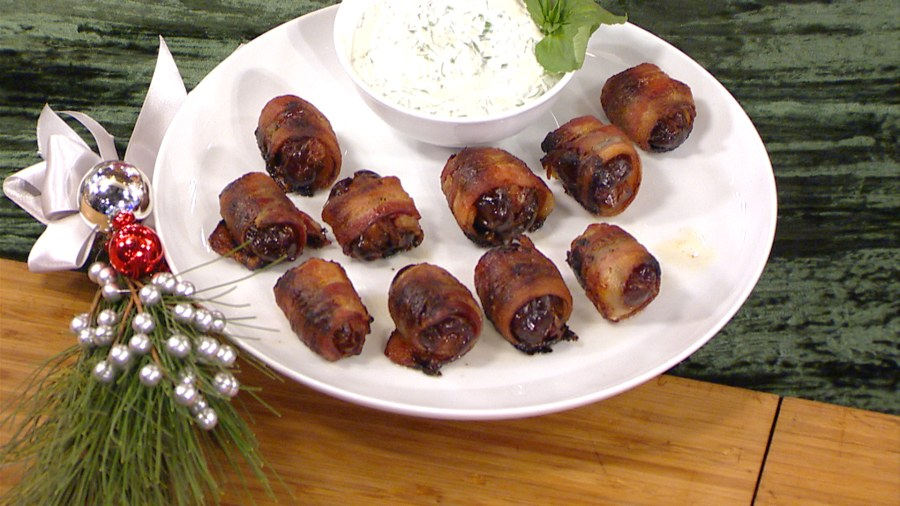 Christmas dinner ideas appetizers mains sides recipes today giadas fun finger foods for the holidays forumfinder Gallery
