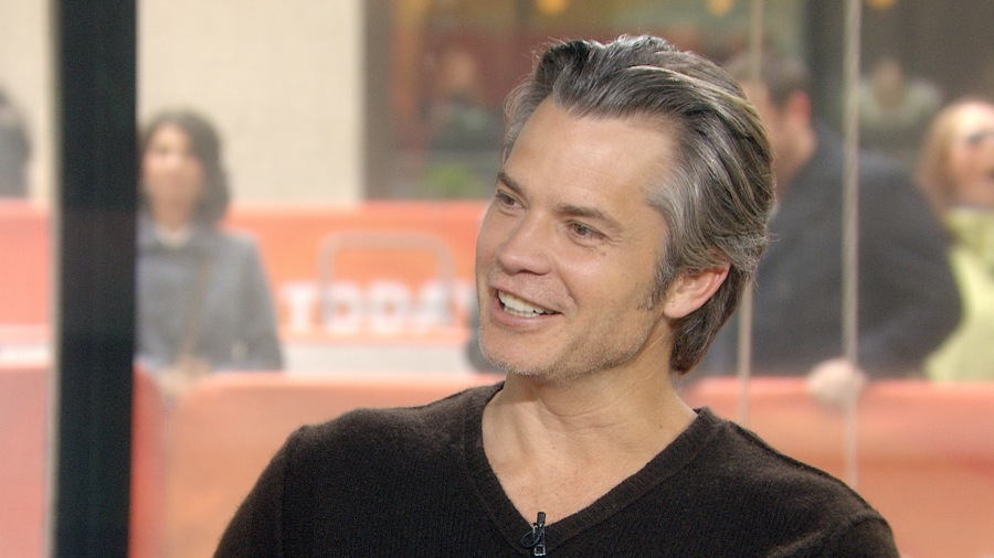 Trends color 2017 - Timothy Olyphant Secret To Justified Is Writing Today Com