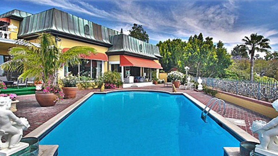 Marilyn House marilyn monroe's home in brentwood, los angeles, sold - today