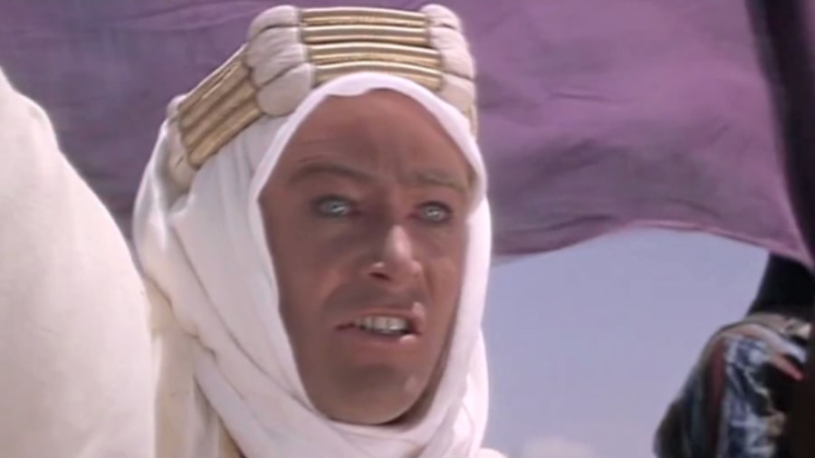 Peter O Toole Lawrence Of Arabia