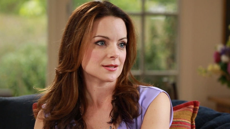 Opening my heart': Actress Kimberly Williams-Paisley reveals mother's...