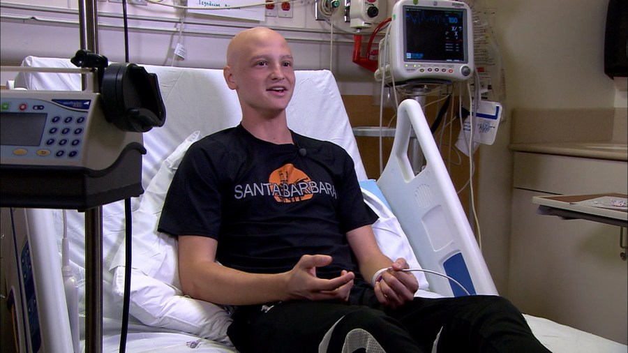 Young Cancer Patients Benefit From More Teen Friendly