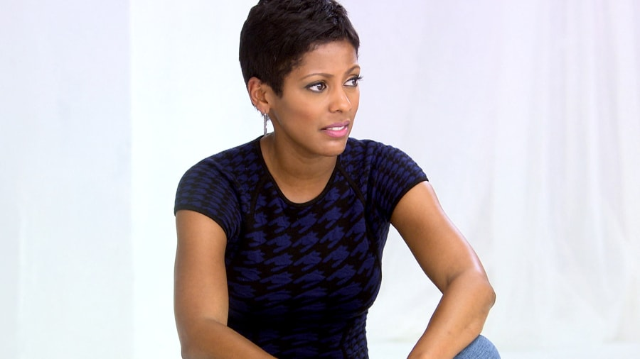Beautiful journalist Tamron Hall