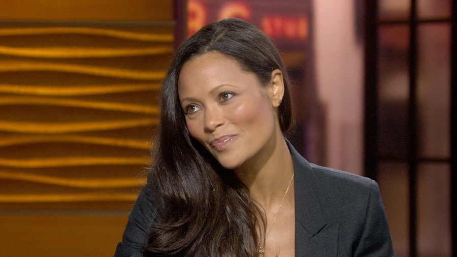Thandie Newton: Giving birth at home 3 times 'feels normal' - TODAY ...