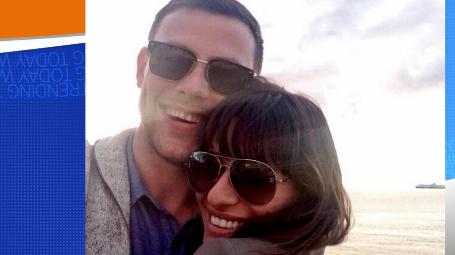 Lea Michele Posts Tribute 3 Years After Cory Monteith S Death Today Com