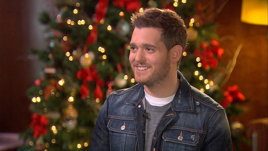 Michael Bublé talks Christmas for his baby boy: 'He'll have ...