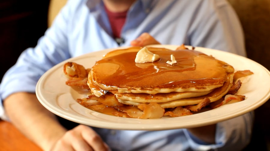 Eat breakfast better: Dan Pashman's tricks for eating eggs ...