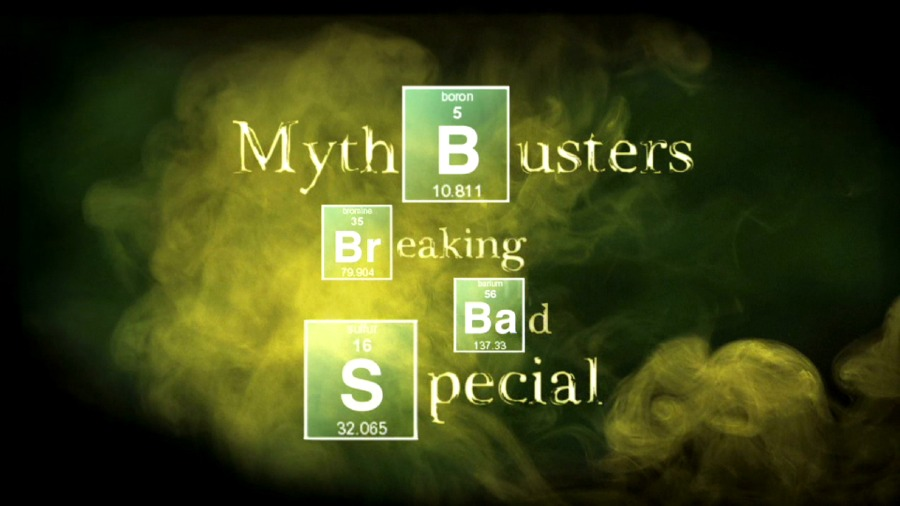 Mythbusters proves breaking bads walt needs some more more video urtaz Gallery